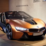 BMW i8 Vision Future Interaction на CES 2016
